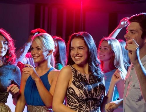 Laag tarief voor toegang tot danceclub